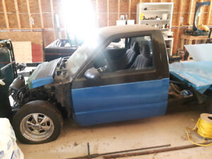 1982 S-10 Project Truck