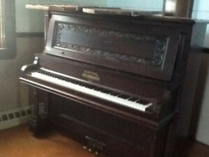 FREE FREE FREE...2 Pianos in very good condition Must pick up