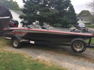 1994 Astro CDX Bassboat for sale