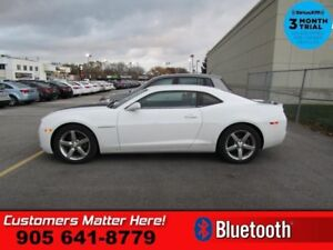2013 Chevrolet Camaro 1LS  MANUAL BLUETOOTH  HOOD-STRIPES SPOILE