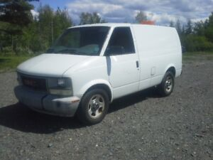 2006 GMC SAFARI CARGO !! GOOD SOLID UNIT !!