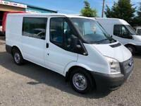 Ford Transit 2.2TDCi ( 100PS ) ( Low Roof ) Crew van T280 SWB 2012 62 reg