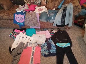 Girls clothes,  size 8,excellent condition..Ivivva, Justice,etc