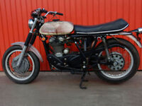 INDIAN VELO 500 1970 RARE MACHINE WITH ONLY 100-150 BEING PRODUCED