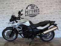 BMW F700GS ABS *2500 MILES AND MINT*