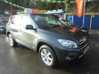 2009 58 TOYOTA RAV4 2.2 D-4D XTR 4X4 IN GREY # DEMO + ONE OWNER #