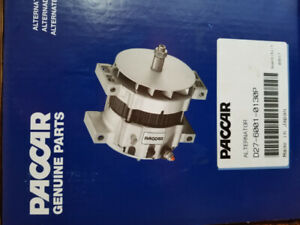 Paccar alternator in great working condition  E-mail to pick up