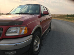 1999 Ford Expedition SUPERCHARDGED (REDUCED PRICE)
