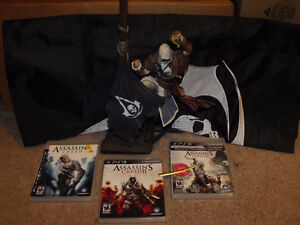 Lot Assassins Creed PS3 Ccollection