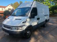 ULTRA RARE Iveco Daily MWB 50 C13 5TONNE. TWIN WHEELER. NO VAT. READY TO EXPORT!
