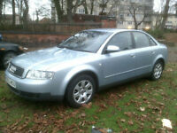 Audi A4 2.0 2002MY