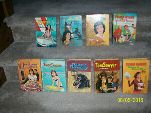 Vintage disney books and others