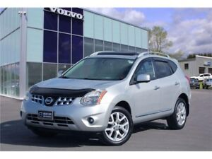 2012 Nissan Rogue SL   HEATED LEATHER   NAV   BACK UP CAM   S...