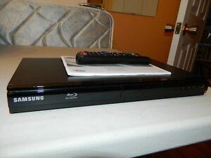 Lecteur Bluray Samsung sortie HDMI