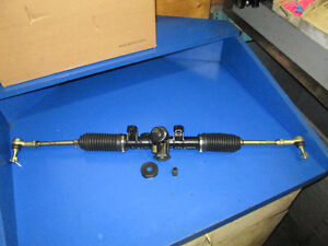 STEERING RACK WITH TIE RODS AND ENDS GREAT FOR BUGGY/ GO CART ET