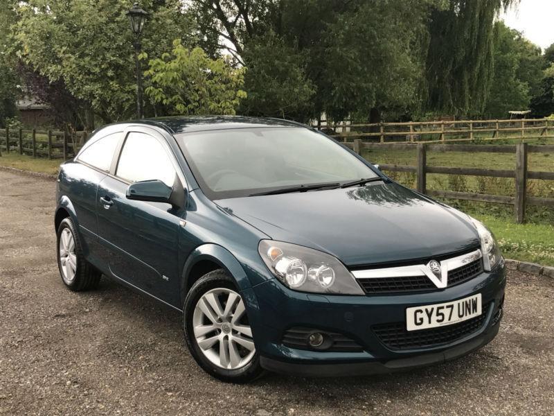 Vauxhall/Opel Astra 1.6 16v ( 115ps ) Sport Hatch 2007 (57) SXi