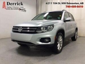 2017 Volkswagen Tiguan   Used AWD Wolfsburg Edition Pwr Grp A/C