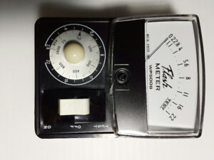 Flash meter and stuff