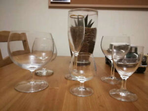 High Quality Wine Glasses (made in Europe)