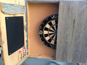 Dart Board Cabinets for sale Belleville Belleville Area image 1