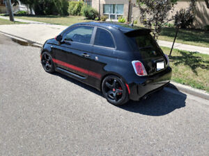 2012 Abarth 500 (extra spicy)