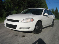 2006 Chevrolet Impala Police Pack Berline 245HP