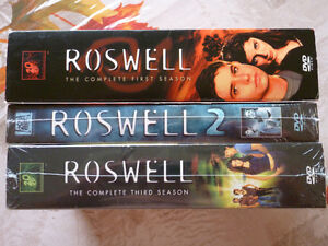 Roswell Complete Series