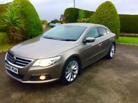 VOLKSWAGEN PASSAT CC GT 2.0 TDI, FULL HEATED LEATHER, XENON LIGHTS **FINANCE THIS FROM £53 PER WEEK*