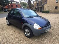 Ford ka in very good condition. 76000 miles. 12 months mot. Good little car