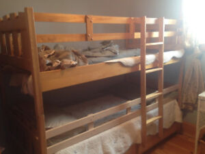 Captain's Bunk Beds