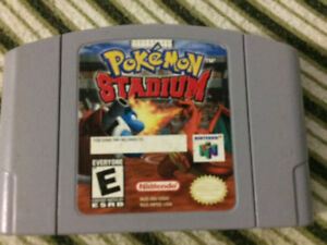 Pokemon Stadium 1