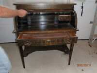 Roll Top Desk For Sale
