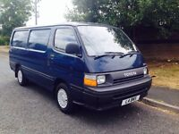 ***EXCELLENT CONDITION*** 1993 TOYOTA HIACE 2.4 DIESEL LONGWHEELBASE LWB