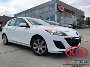 2010 Mazda 3 GX | MANUAL | AS-IS | ONE OWNER