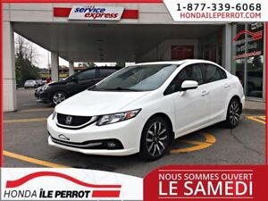 Honda Civic Sedan 4dr CVT Touring NAVI 2014