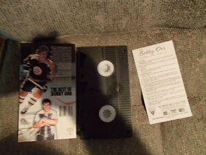 THE BEST OF BOBBY ORR - VHS TAPE - LIKE NEW Sarnia Sarnia Area image 4