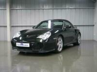 2004 Porsche 911 Turbo Cabriolet Manual CONVERTIBLE Petrol Manual