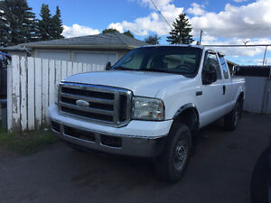 2007 Ford F-250 Fx4 Ext cab Pickup Truck