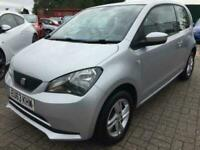 2013 SEAT Mii 1.0 Toca 3dr HATCHBACK Petrol Manual