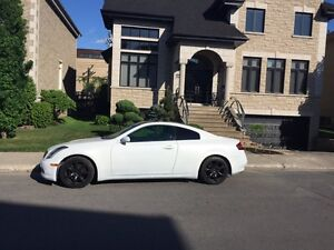 2005 INFINITI G35 coupe  price firm