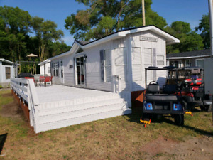 Sherkston Shores trailer rental.