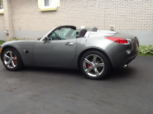 Super Charged 2006 Pontiac Solstice!!!