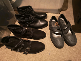 Women's boots size 6 and 7