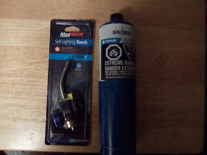 BRAND NEW NEVER USED AUTOMATIC START TORCH KIT 30.00