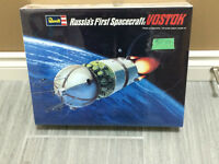 Vostok Revell Space Model Kit 1/24 Scale Sealed