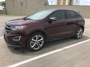 2017 Ford Edge Sport - Take over lease