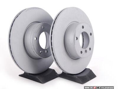 Zimmermann - Front Brake Rotors - Pair (312x24) - 34116855006kt3