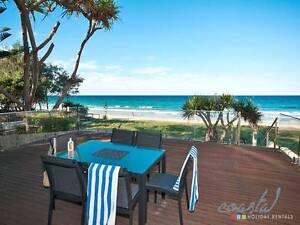 BEACHFRONT BLISS ON HEDGES 3 BEDROOM HOME ON THE BEACH - $300 PN Surfers Paradise Gold Coast City Preview