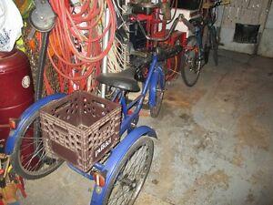 Tricicle antique