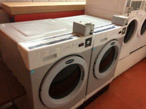 2 Lightly Used Wascomat Crossover washers only 20 months old